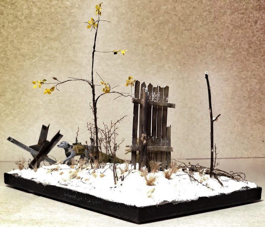 Dioramas and Vignettes: Soviet tank hunters, photo #11