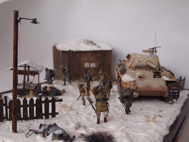 Dioramas and Vignettes: Kovel, 1944