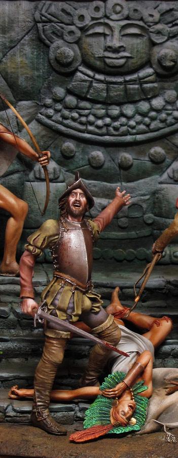 Dioramas and Vignettes: Conquistadors, photo #6