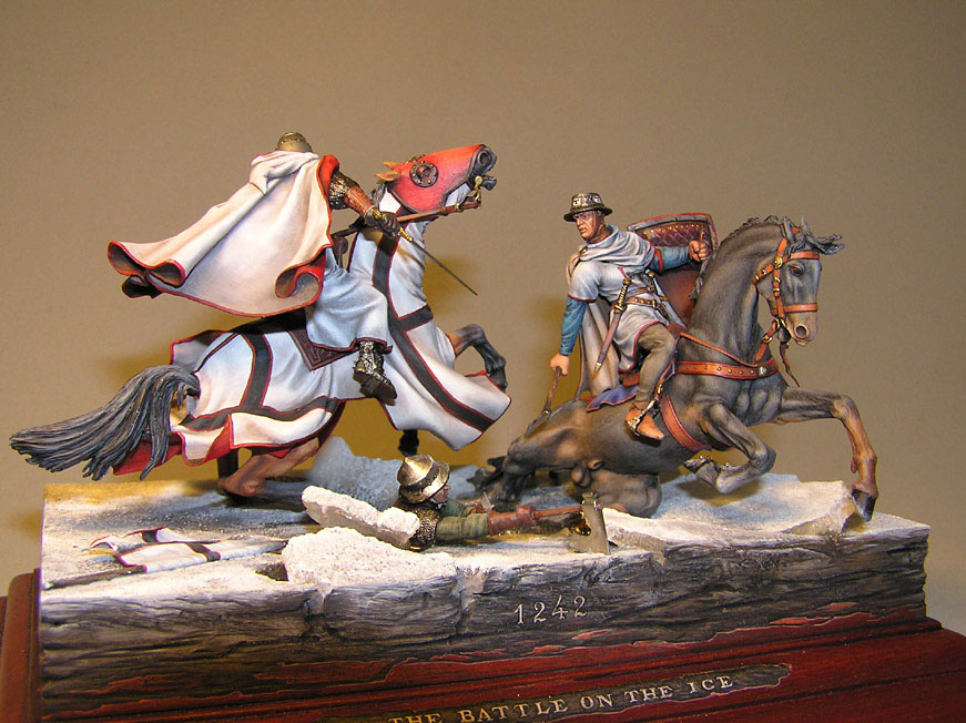 Dioramas and Vignettes: The Battle on the Ice, photo #2