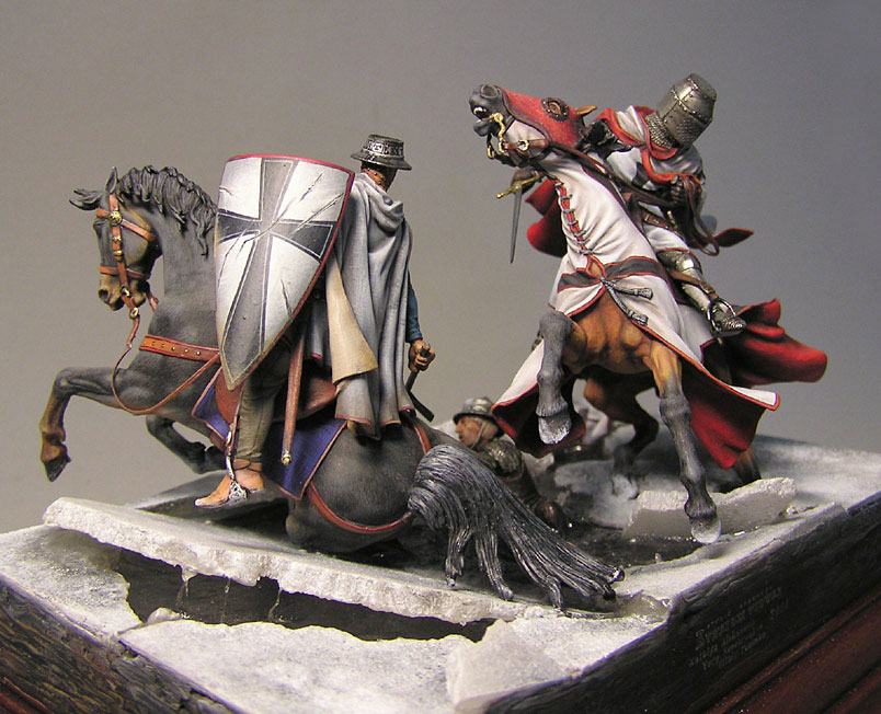 Dioramas and Vignettes: The Battle on the Ice, photo #3