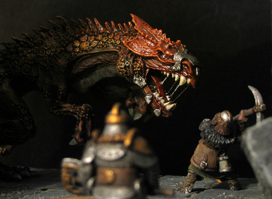 Miscellaneous: Gold of the dwarfs, photo #3