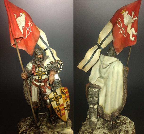 Figures: Teutonic knight