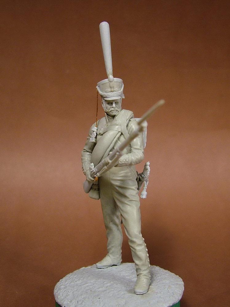 Sculpture: Russian grenadier, 1812, photo #2