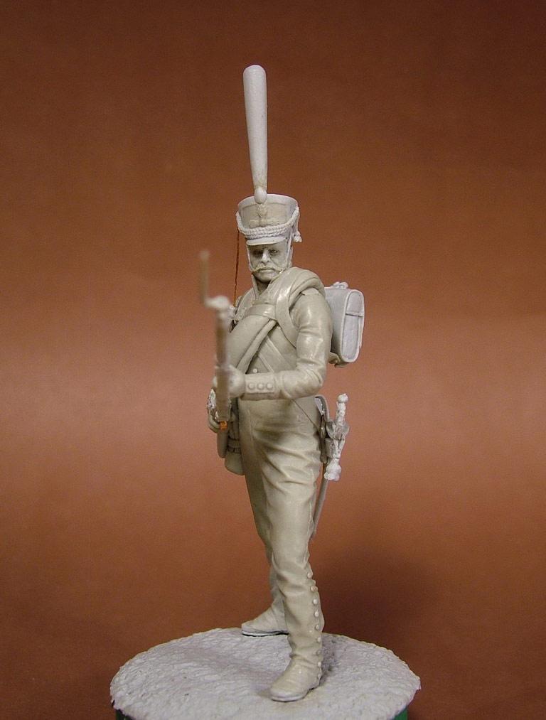 Sculpture: Russian grenadier, 1812, photo #3