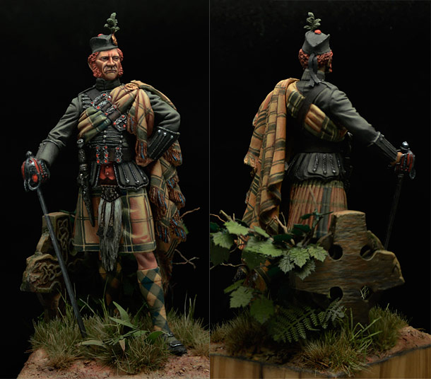 Figures: Scottish nobleman