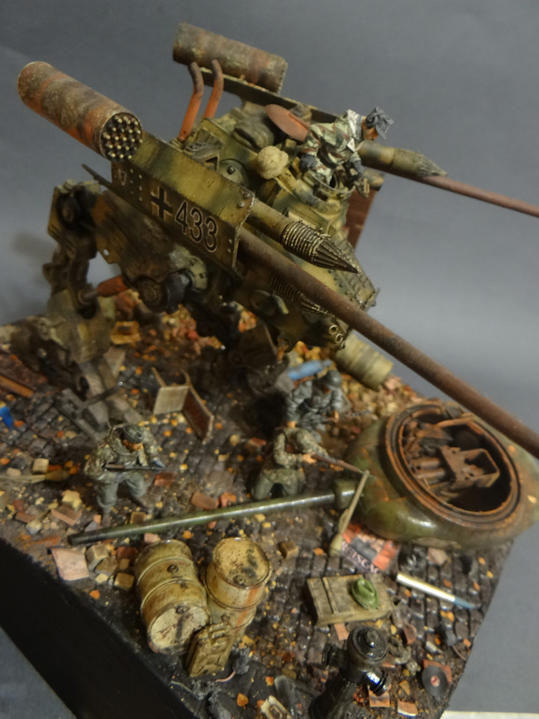 Dioramas and Vignettes: Iron Hans, photo #10