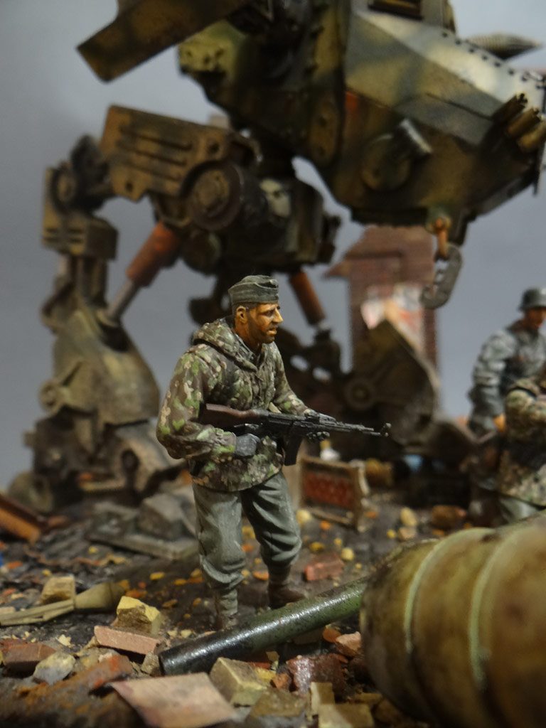 Dioramas and Vignettes: Iron Hans, photo #13