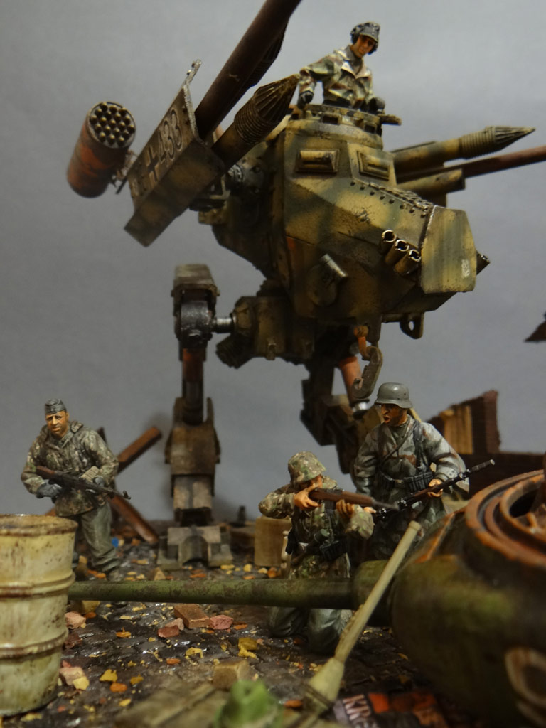 Dioramas and Vignettes: Iron Hans, photo #14