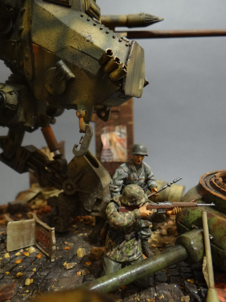 Dioramas and Vignettes: Iron Hans, photo #15