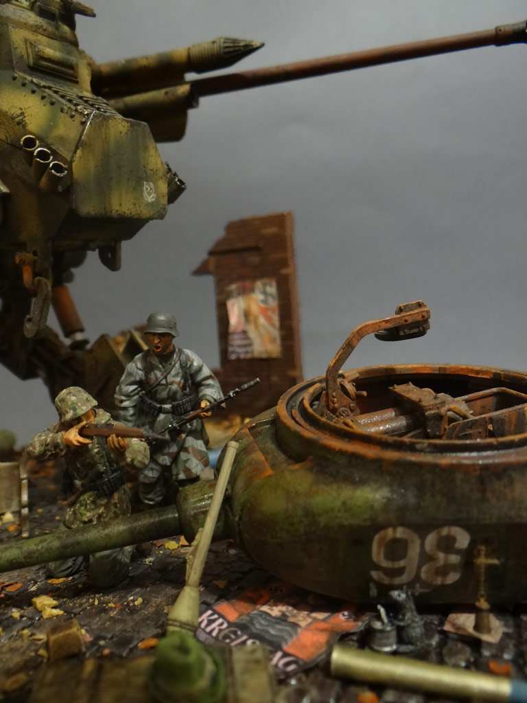 Dioramas and Vignettes: Iron Hans, photo #16