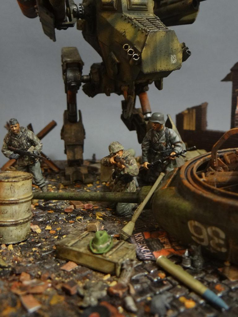 Dioramas and Vignettes: Iron Hans, photo #18