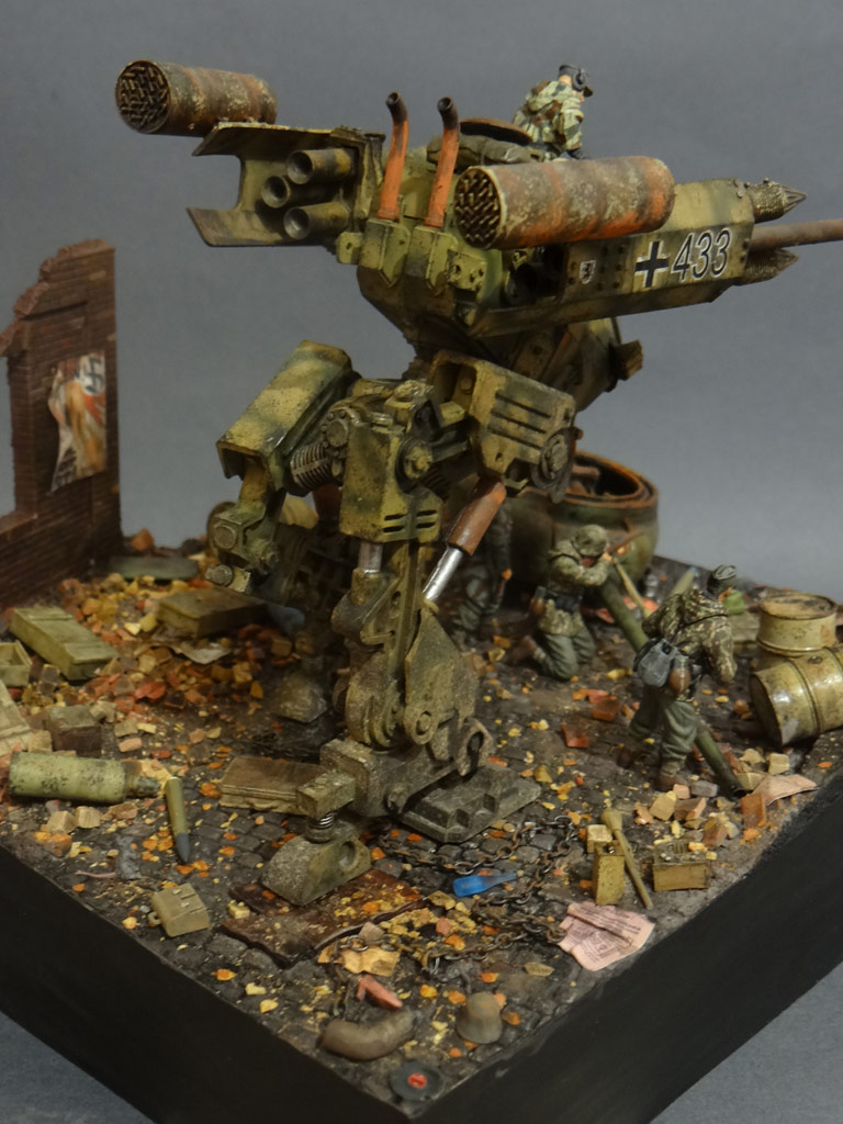 Dioramas and Vignettes: Iron Hans, photo #19