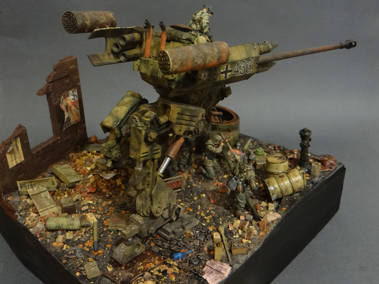 Dioramas and Vignettes: Iron Hans, photo #2