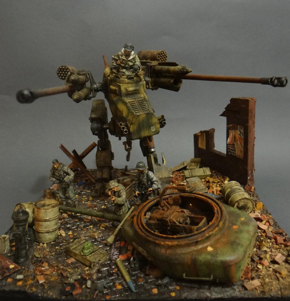 Dioramas and Vignettes: Iron Hans, photo #4