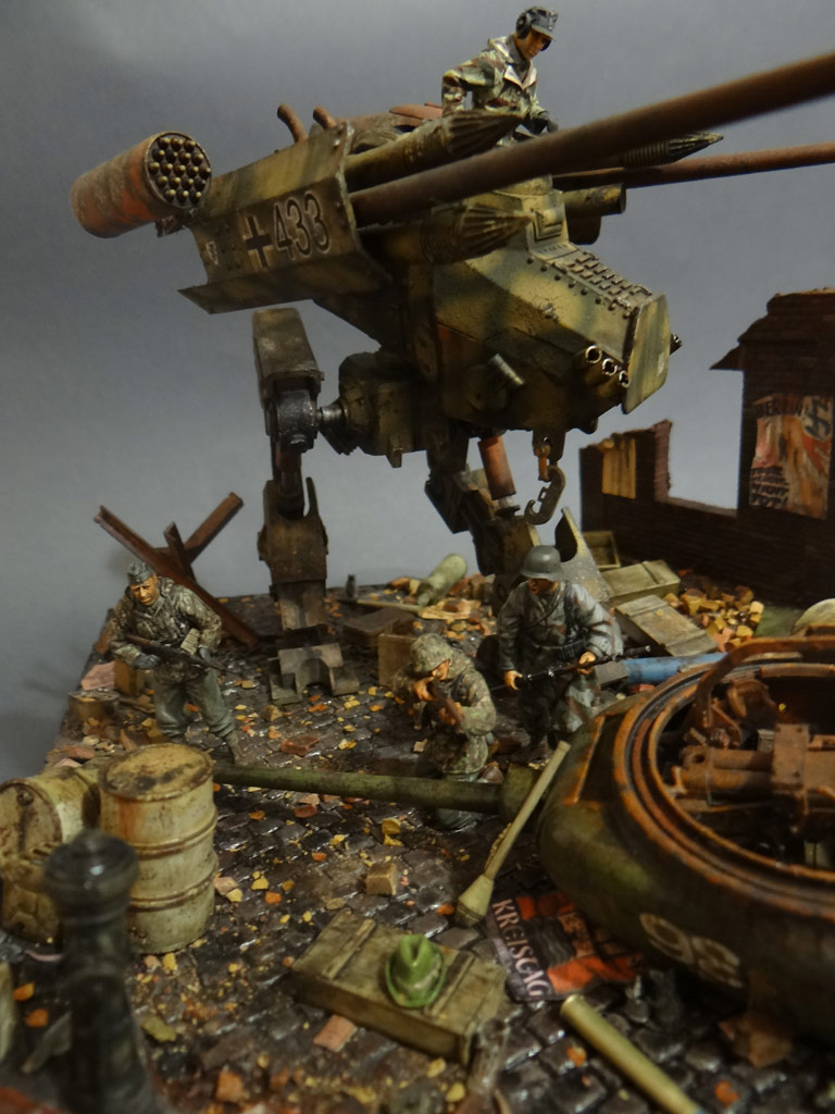 Dioramas and Vignettes: Iron Hans, photo #5