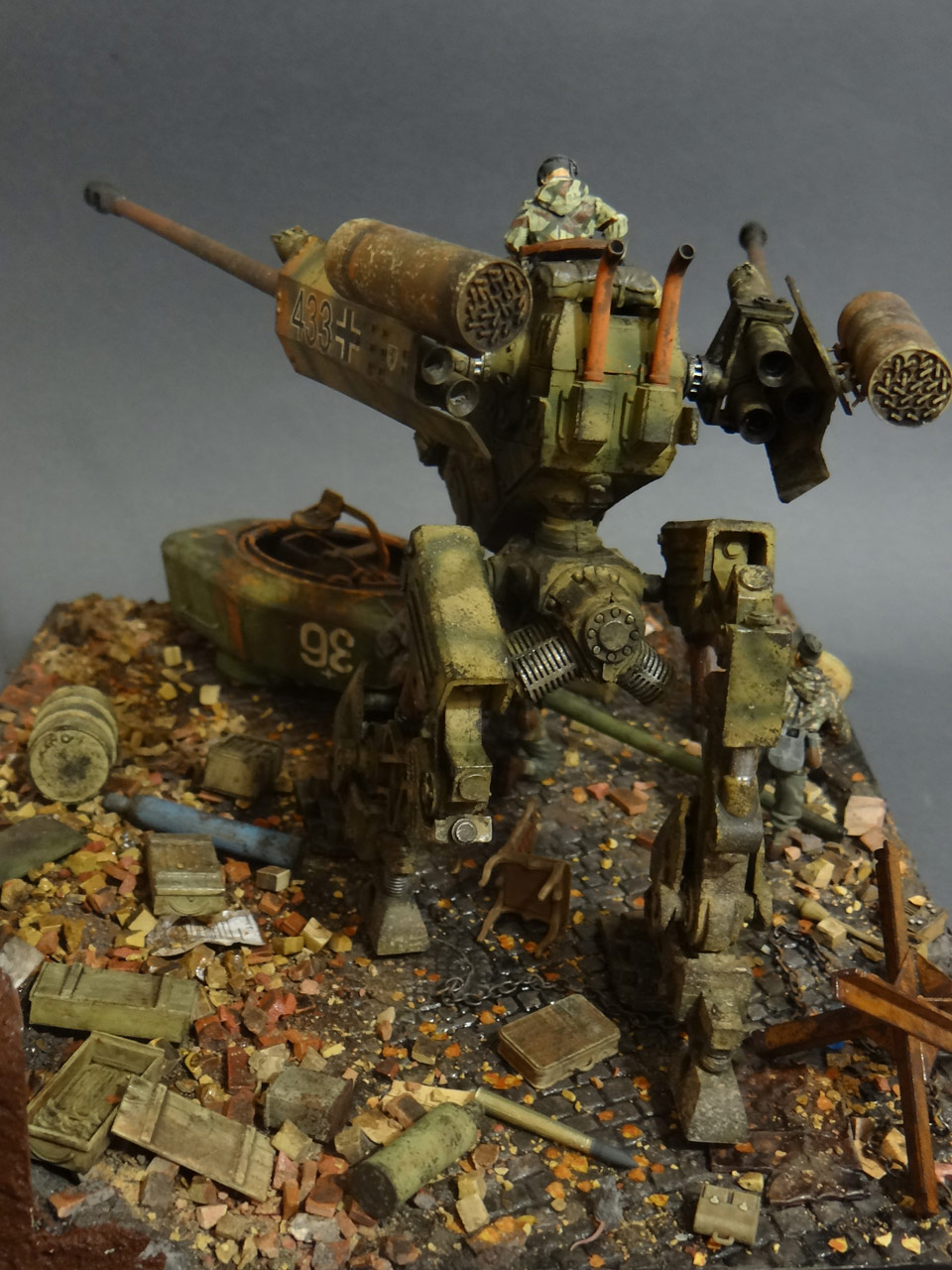 Dioramas and Vignettes: Iron Hans, photo #6