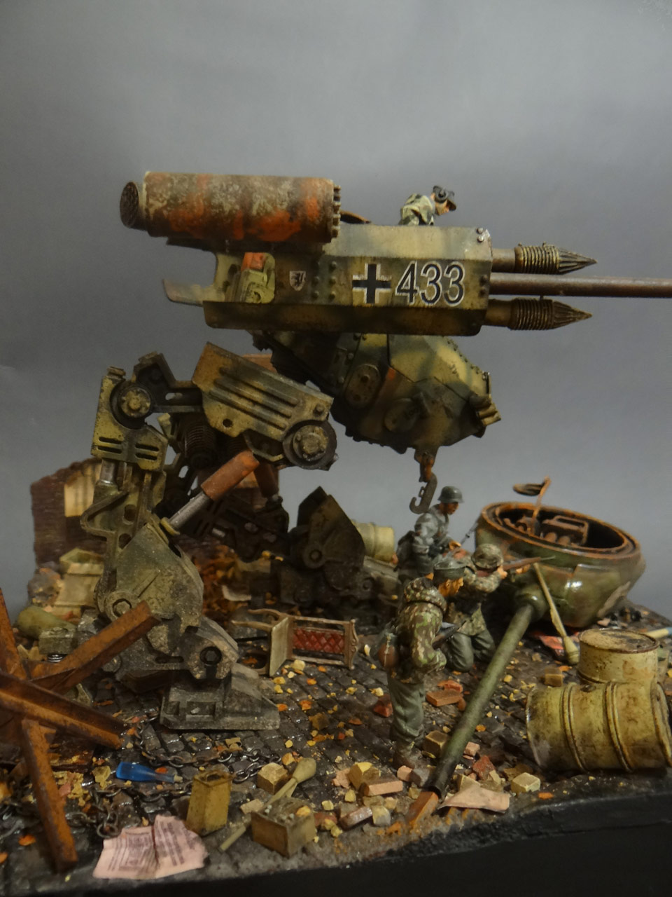 Dioramas and Vignettes: Iron Hans, photo #8