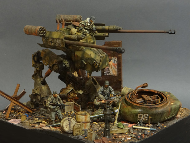 Dioramas and Vignettes: Iron Hans