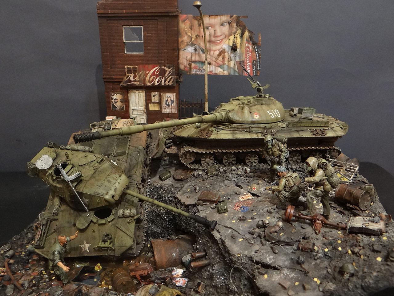 Dioramas and Vignettes: «Kuzka's mother», photo #1