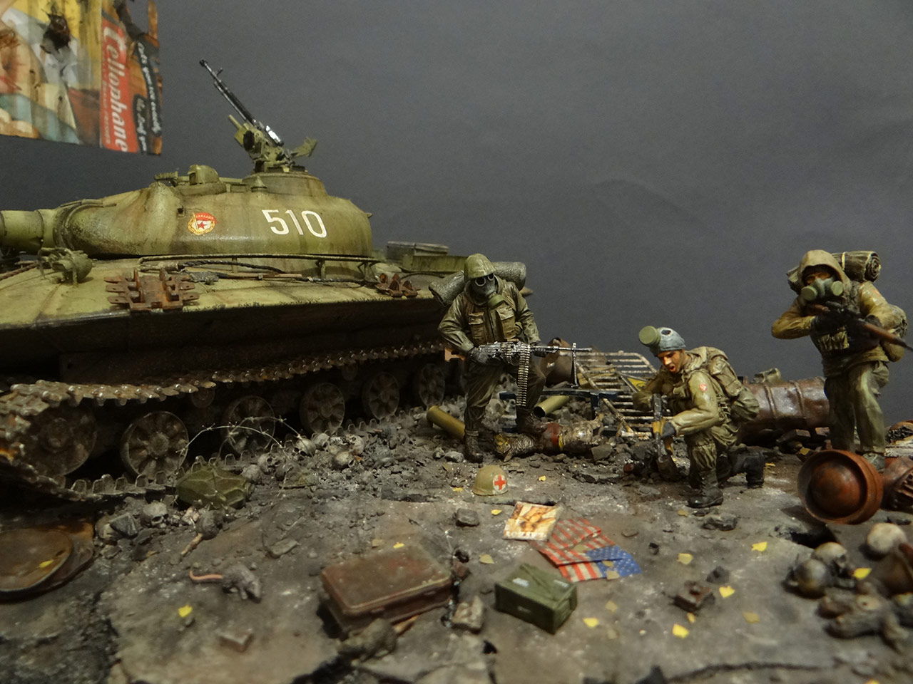 Dioramas and Vignettes: «Kuzka's mother», photo #21