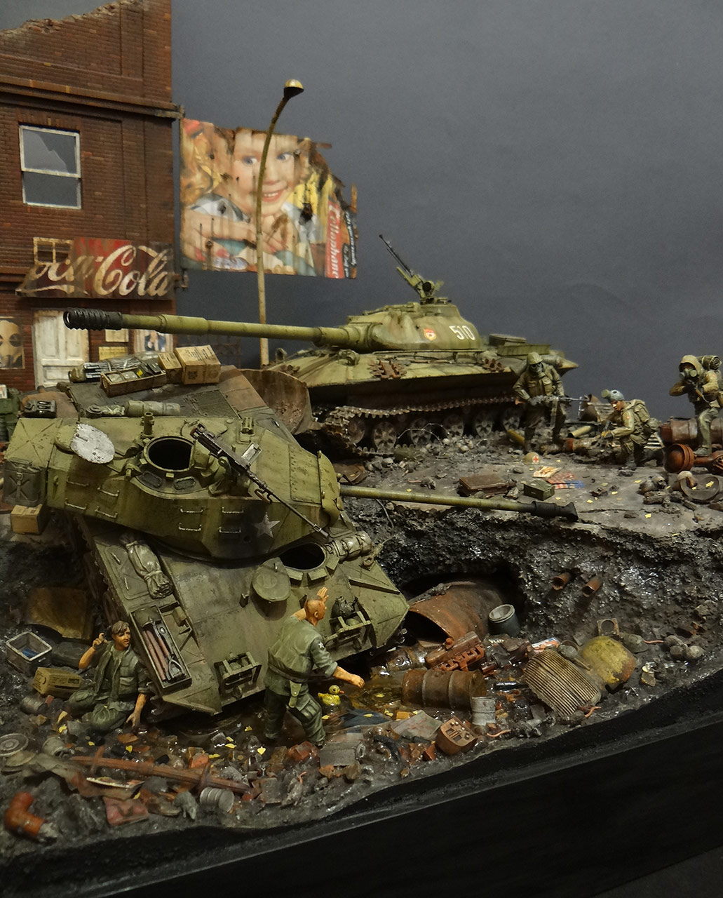 Dioramas and Vignettes: «Kuzka's mother», photo #4