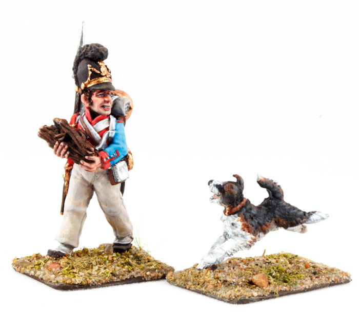 Figures: Bavarian foragers, photo #16