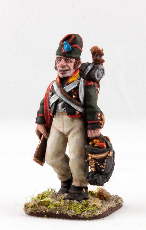 Figures: Bavarian foragers, photo #29
