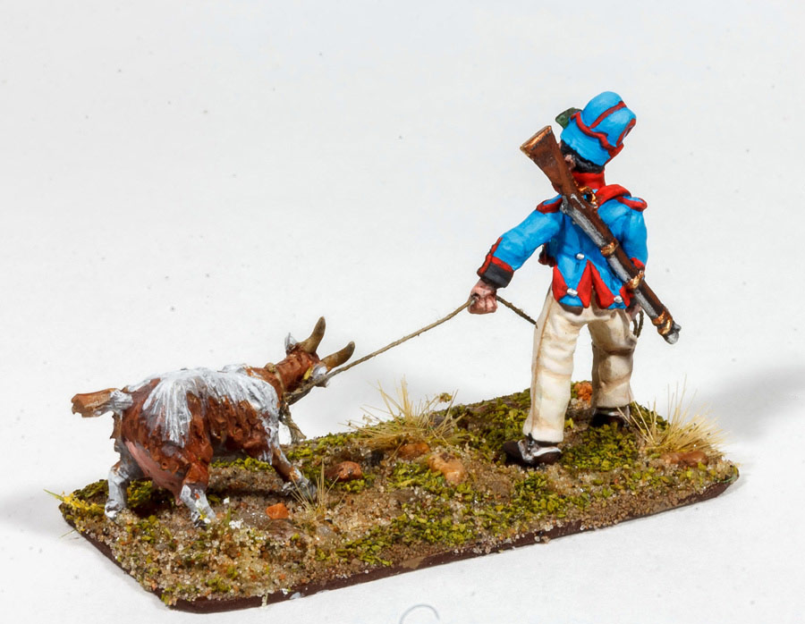 Figures: Bavarian foragers, photo #3