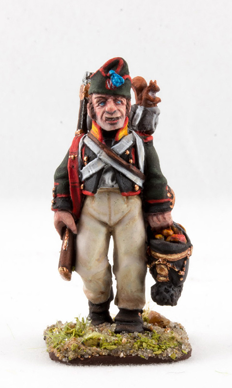 Figures: Bavarian foragers, photo #30