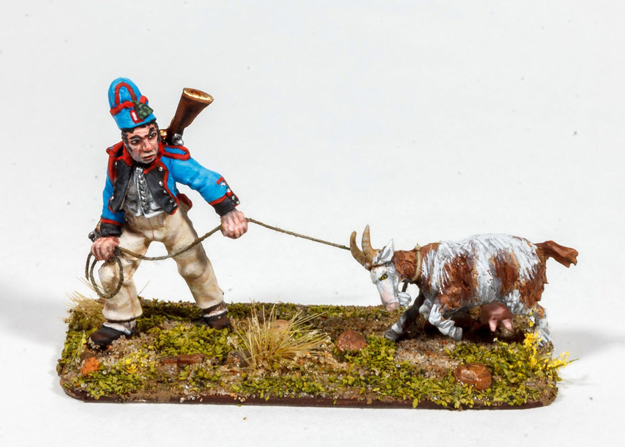 Figures: Bavarian foragers, photo #5
