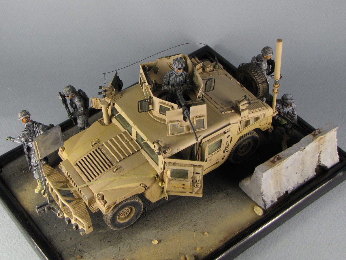 Dioramas and Vignettes: Cavalry has come, photo #3
