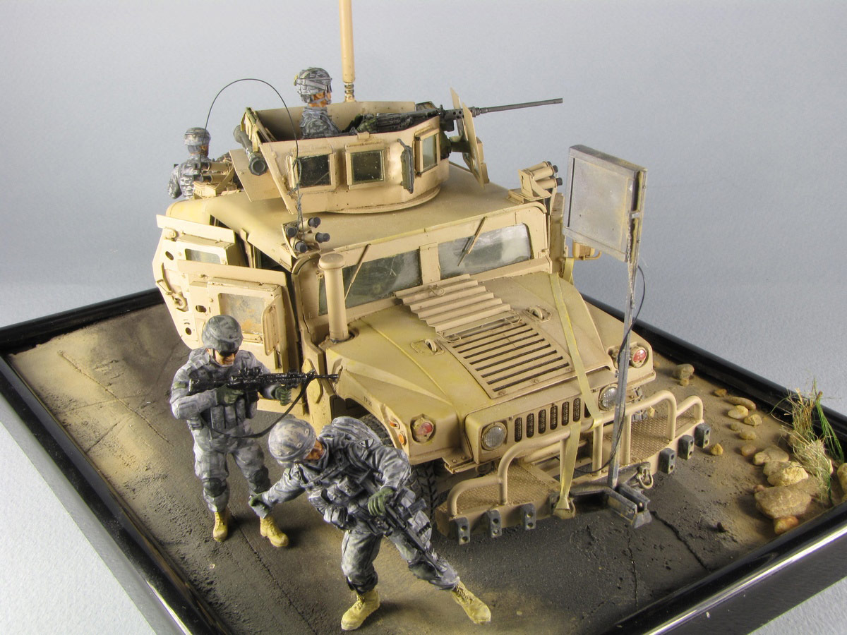 Dioramas and Vignettes: Cavalry has come, photo #6