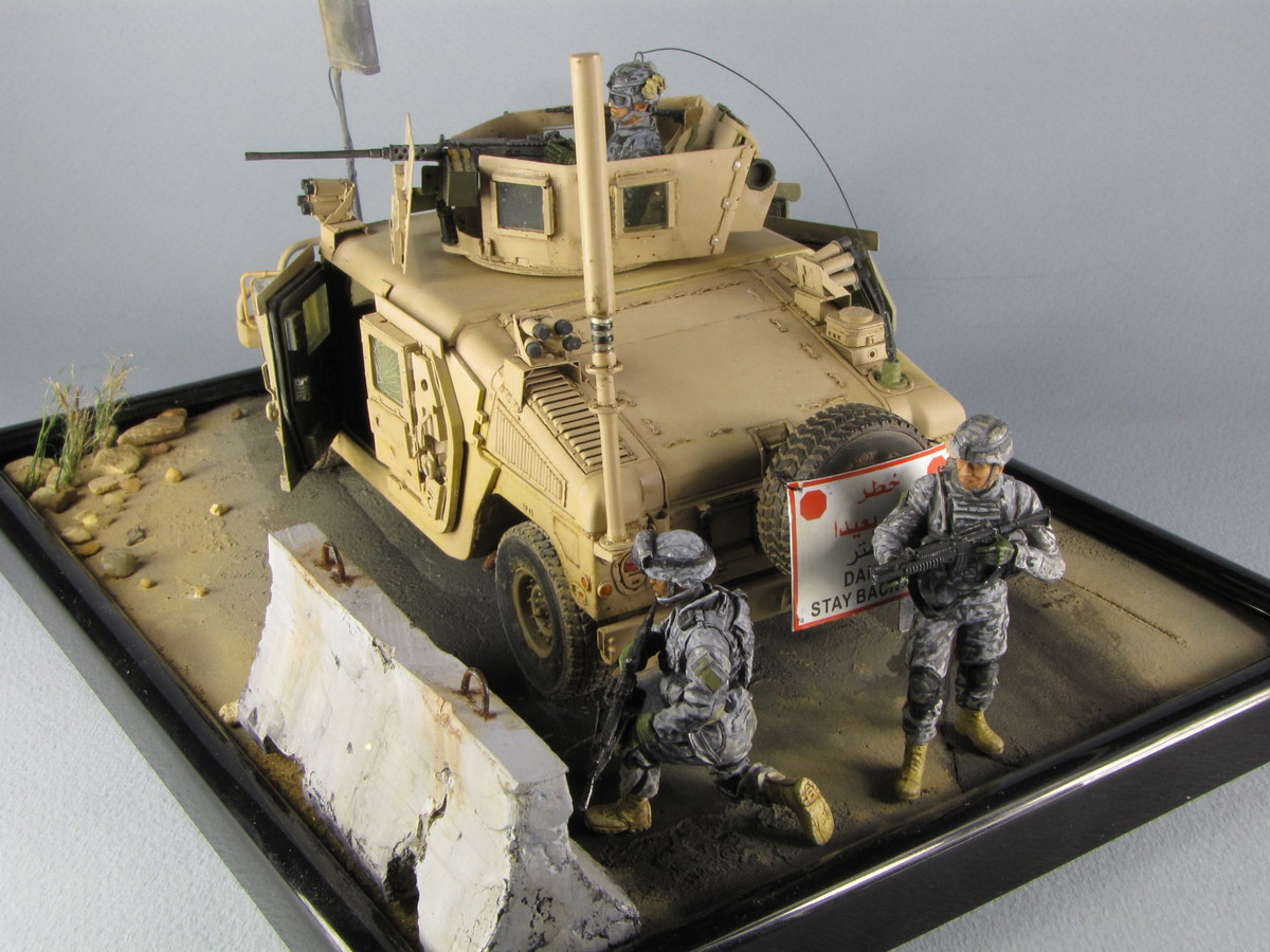 Dioramas and Vignettes: Cavalry has come, photo #7