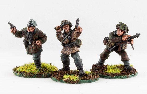 Figures: SS troopers