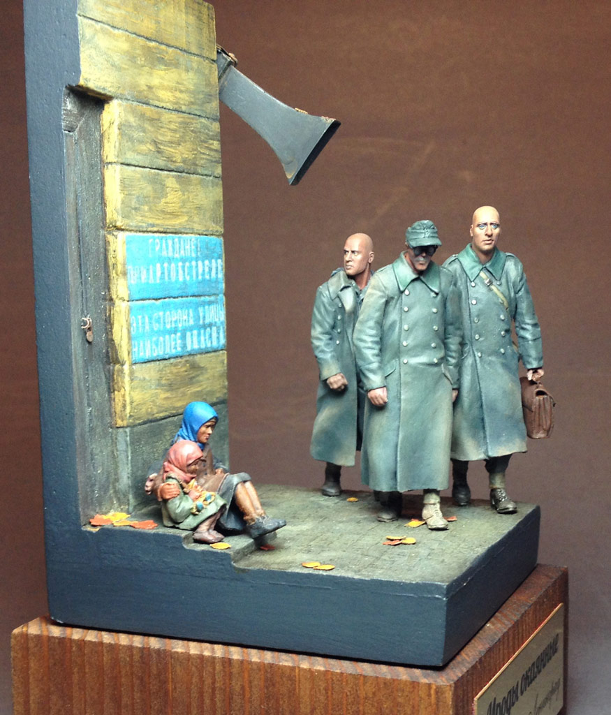 Dioramas and Vignettes: Damned Foes, photo #2