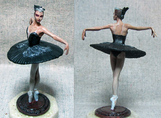 Figures: The Black Swan