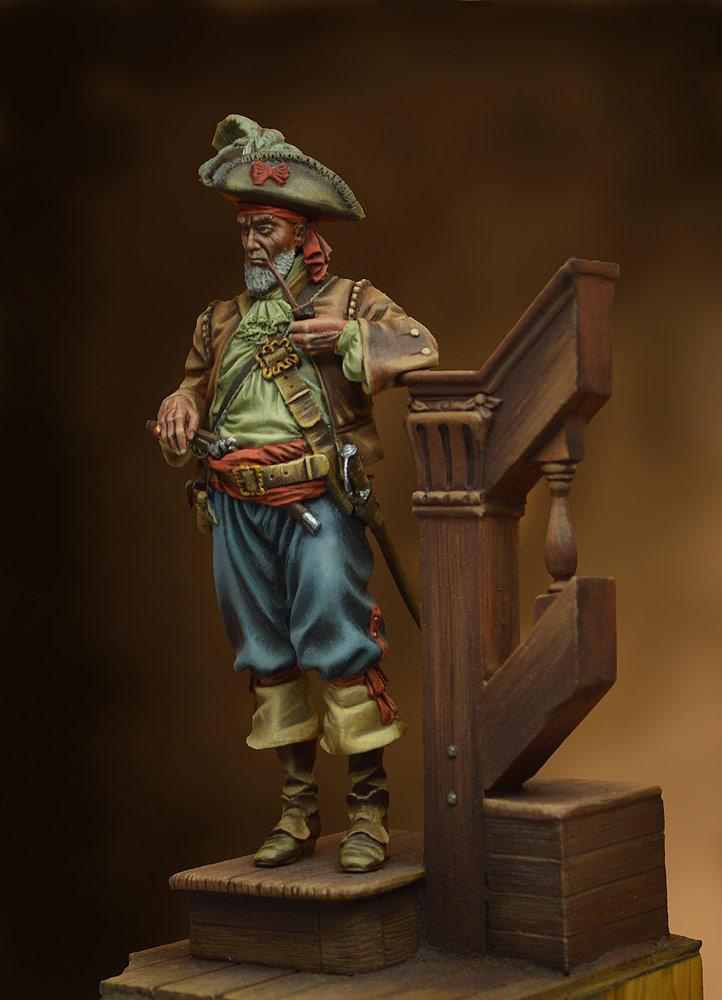 Figures: Quartermaster, 17th cent., photo #2
