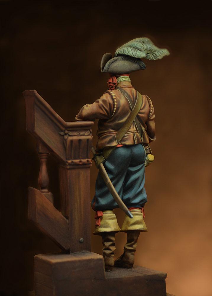 Figures: Quartermaster, 17th cent., photo #3