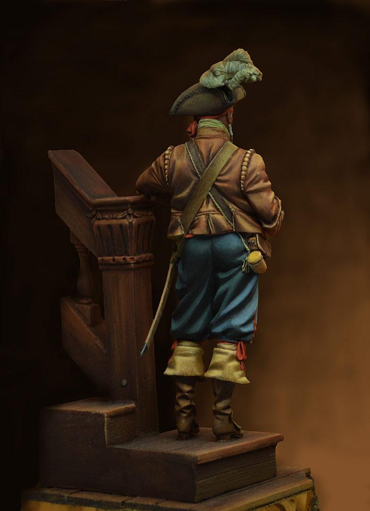 Figures: Quartermaster, 17th cent., photo #4