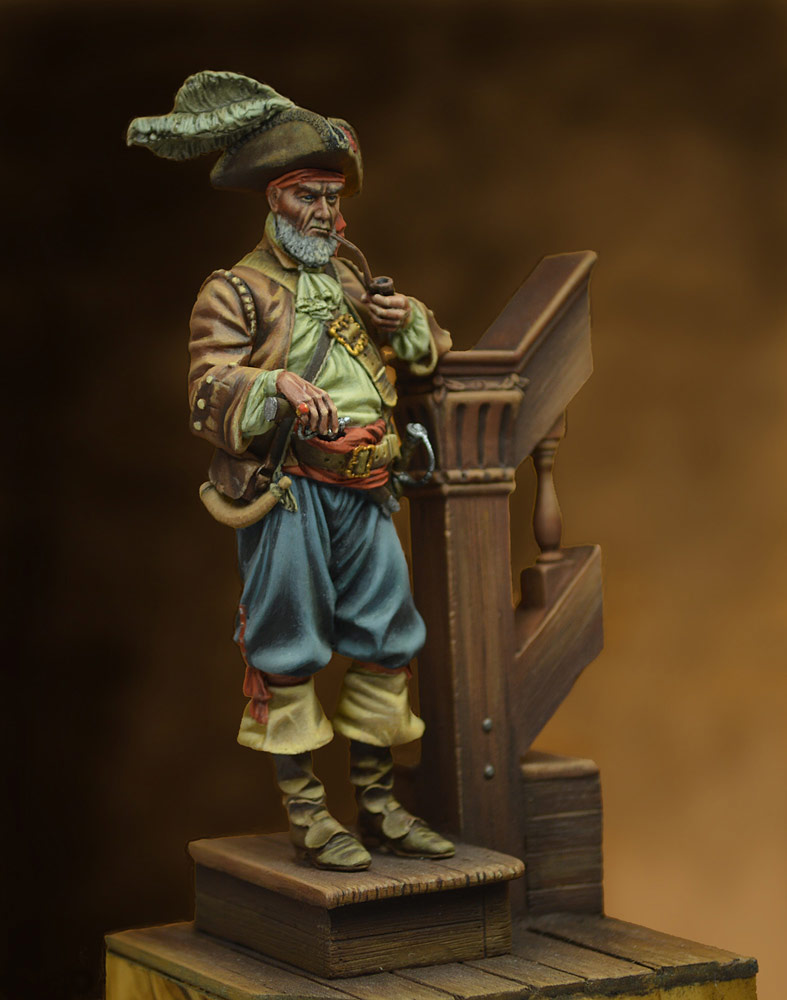 Figures: Quartermaster, 17th cent., photo #5