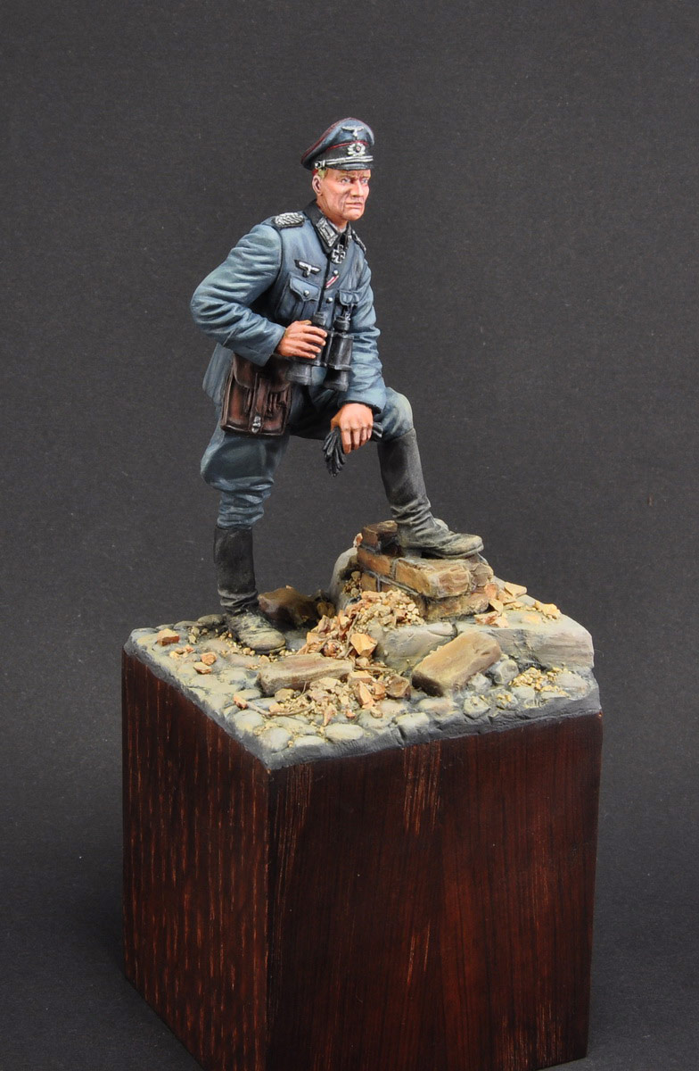 Figures: German officer, photo #10