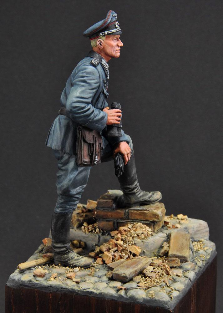 Figures: German officer, photo #4
