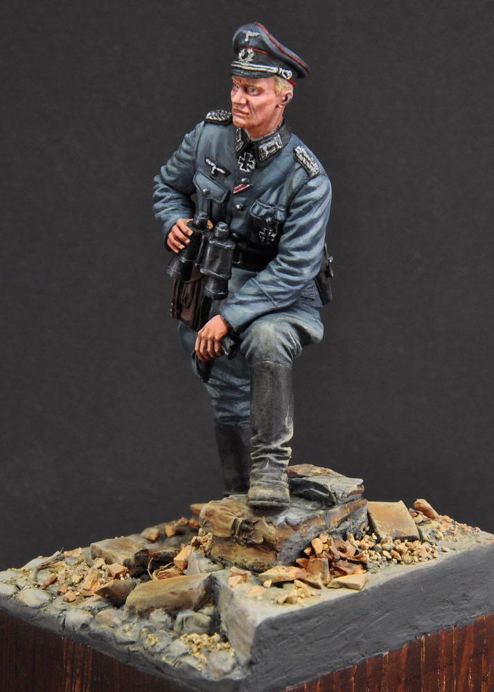 Figures: German officer, photo #9