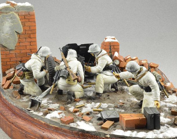 Dioramas and Vignettes: 3.7cm PaK35/36
