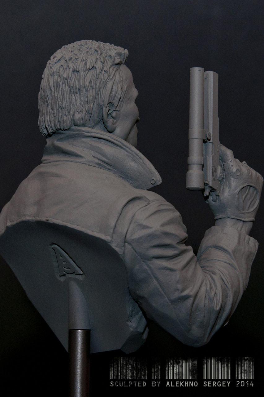 Sculpture: Terminator, photo #8
