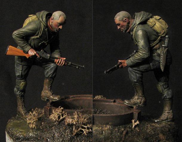 Figures: Stalker. The Explorer