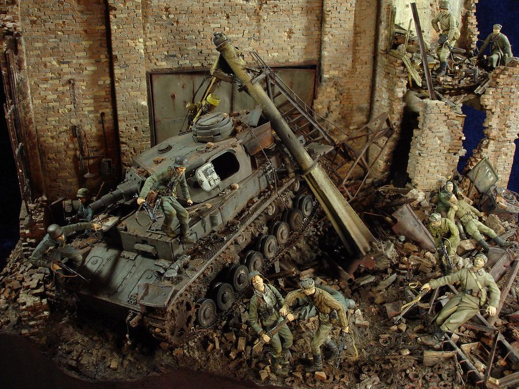 Dioramas and Vignettes: Stalingrad – Berlin, photo #1