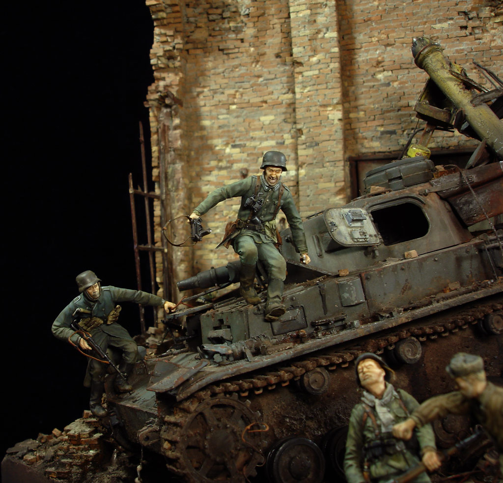 Dioramas and Vignettes: Stalingrad – Berlin, photo #10