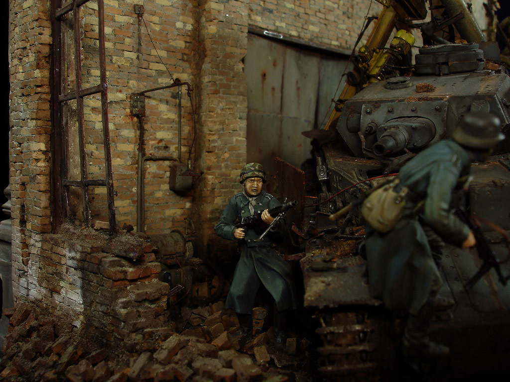 Dioramas and Vignettes: Stalingrad – Berlin, photo #11